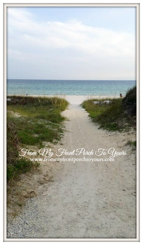 From My Front Porch To Yours- Beach Vacation- Panama City Beach
