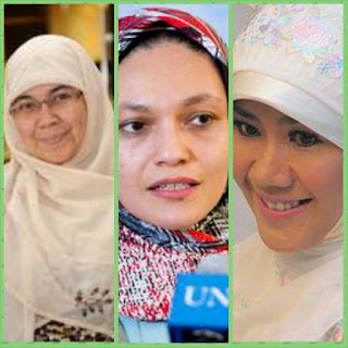 3 Perempuan Aceh Paling Berpengaruh di Dunia