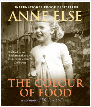 Food Memoir The Colour Of Food By Anne Else