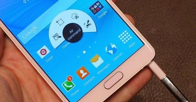 Galaxy Note 4 có giá 17 triệu, Note Edge có thể không bán ở VN