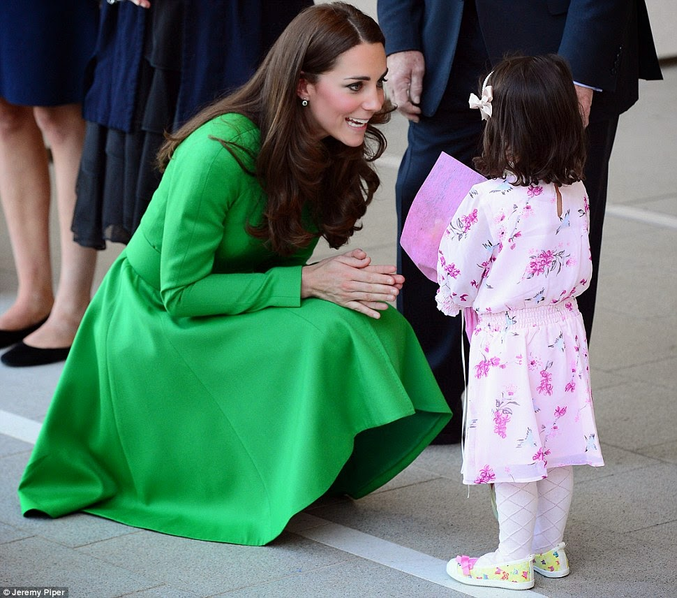 Aussies Love Kate as Royals Wrap Up Tour