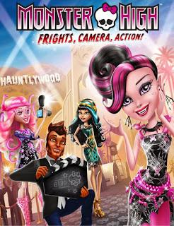 Ver Película Monster High: Luces, Cámara, Acción! Online Gratis (2014)