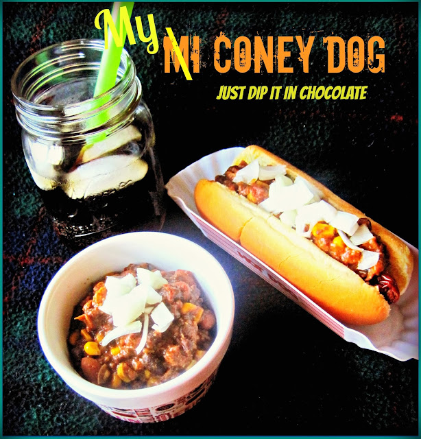 Coney Island Chili Dog Crock Pot Recipe, Its Tailgating time folks! Enjoy your favorite game with this classic. This delicious sauce it's cooked in a crock pot bringing all the tastes together and more time for you to enjoy the game!