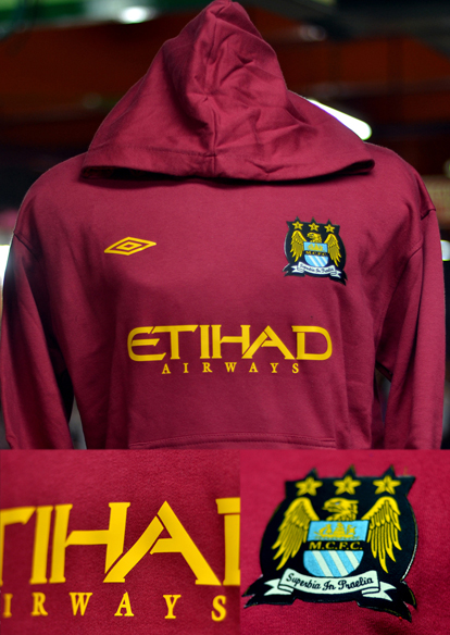 Jumper Hoodie Manchester City