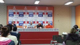 Απόλυτα επιτυχημένη η συγκέντρωση προπονητών στο ΣΕΦ