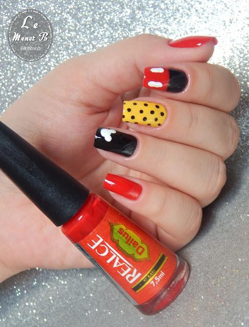 nail art disney