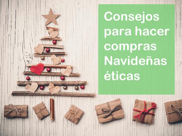 Compras de Navidad éticas