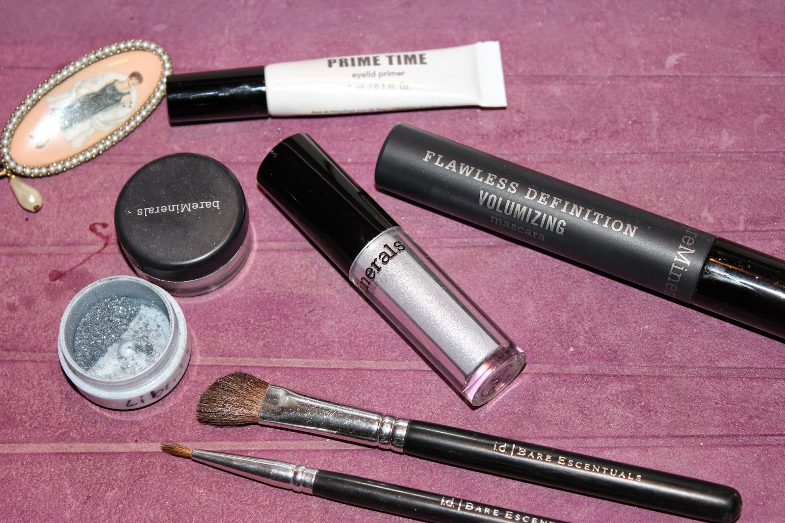 High shine bareMinerals
