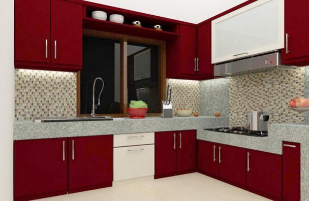 Lemari Gantung Minimalis - Jasa Pembuatan Furniture