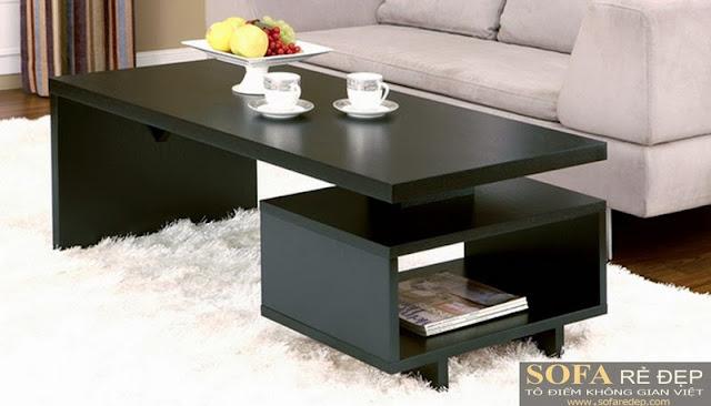 Bàn sofa gỗ BS022