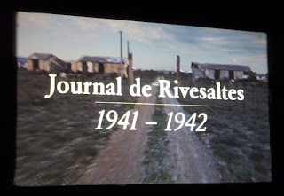 Journal de Rivesaltes, film à Montpellier