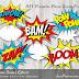 Speech Balloon - Comic Book Balloons