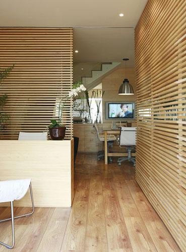 Parece madeira mas n o este piso na realidade de for Dividir piso en dos