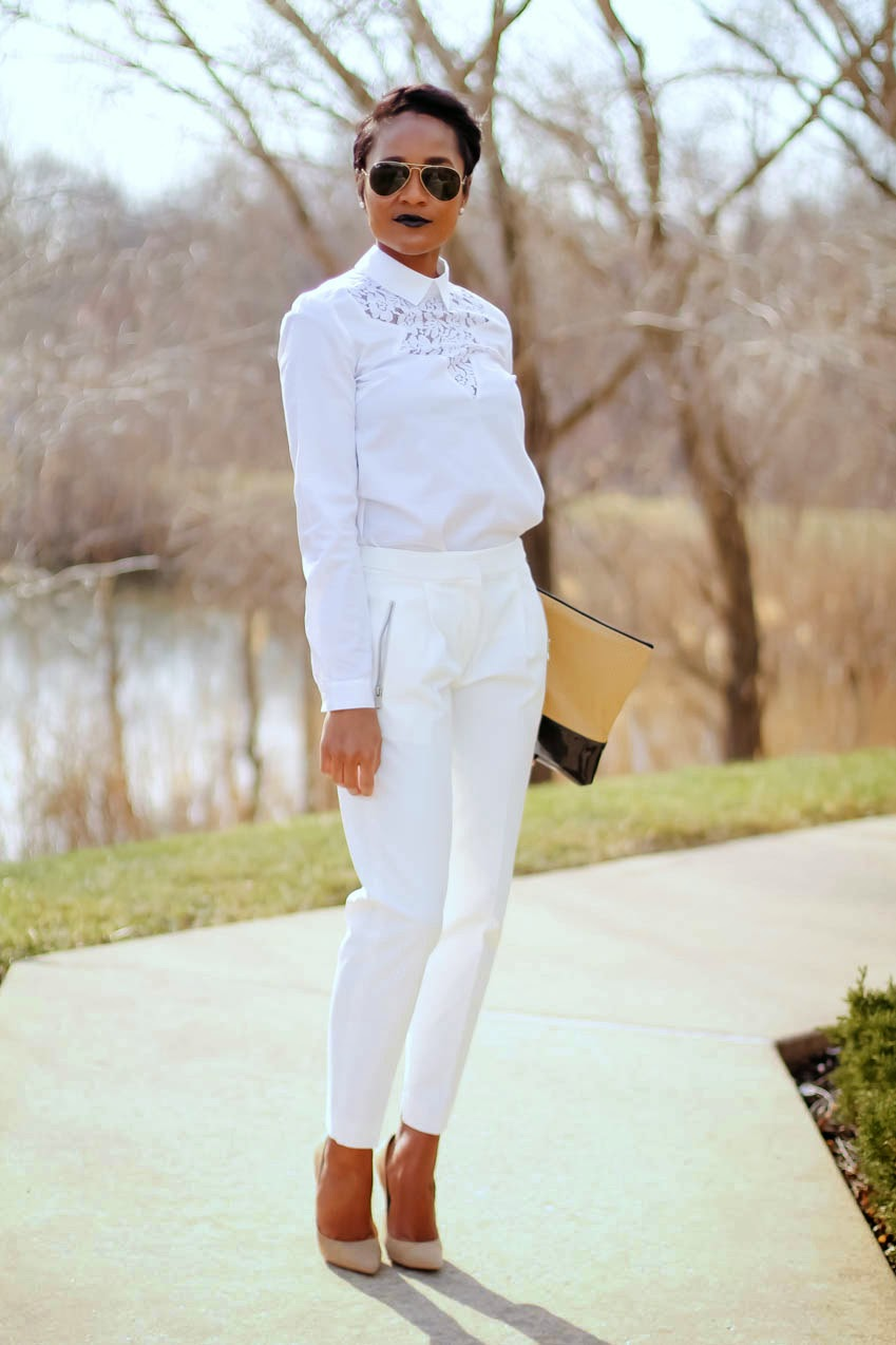 french-connection-white-pants