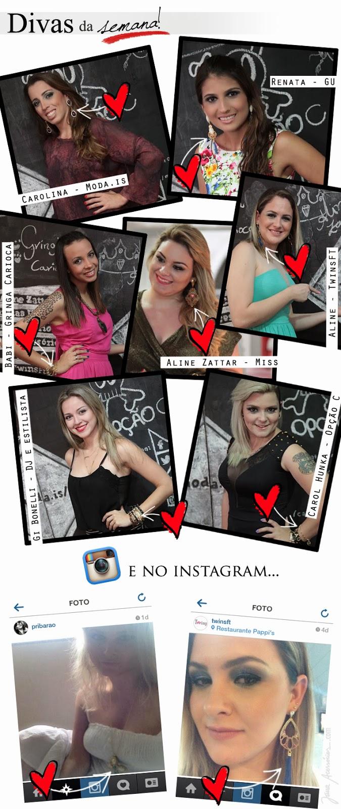 Divas, Divas de Jana Acessórios, Bloggers, blogueiras, Joinville, SC
