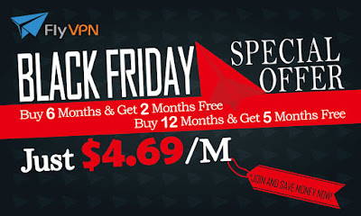 Black Friday FlyVPN 2015