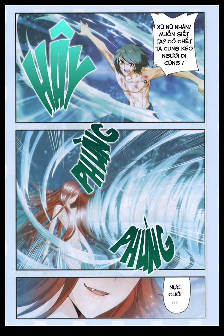 Đấu Phá Thương Khung chap 60 page 12 - IZTruyenTranh.com