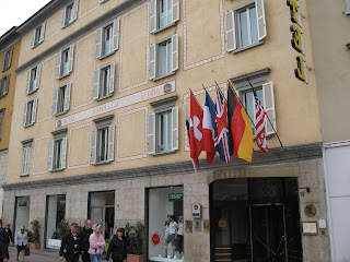 Hotel Cappello d'Oro Bergamo