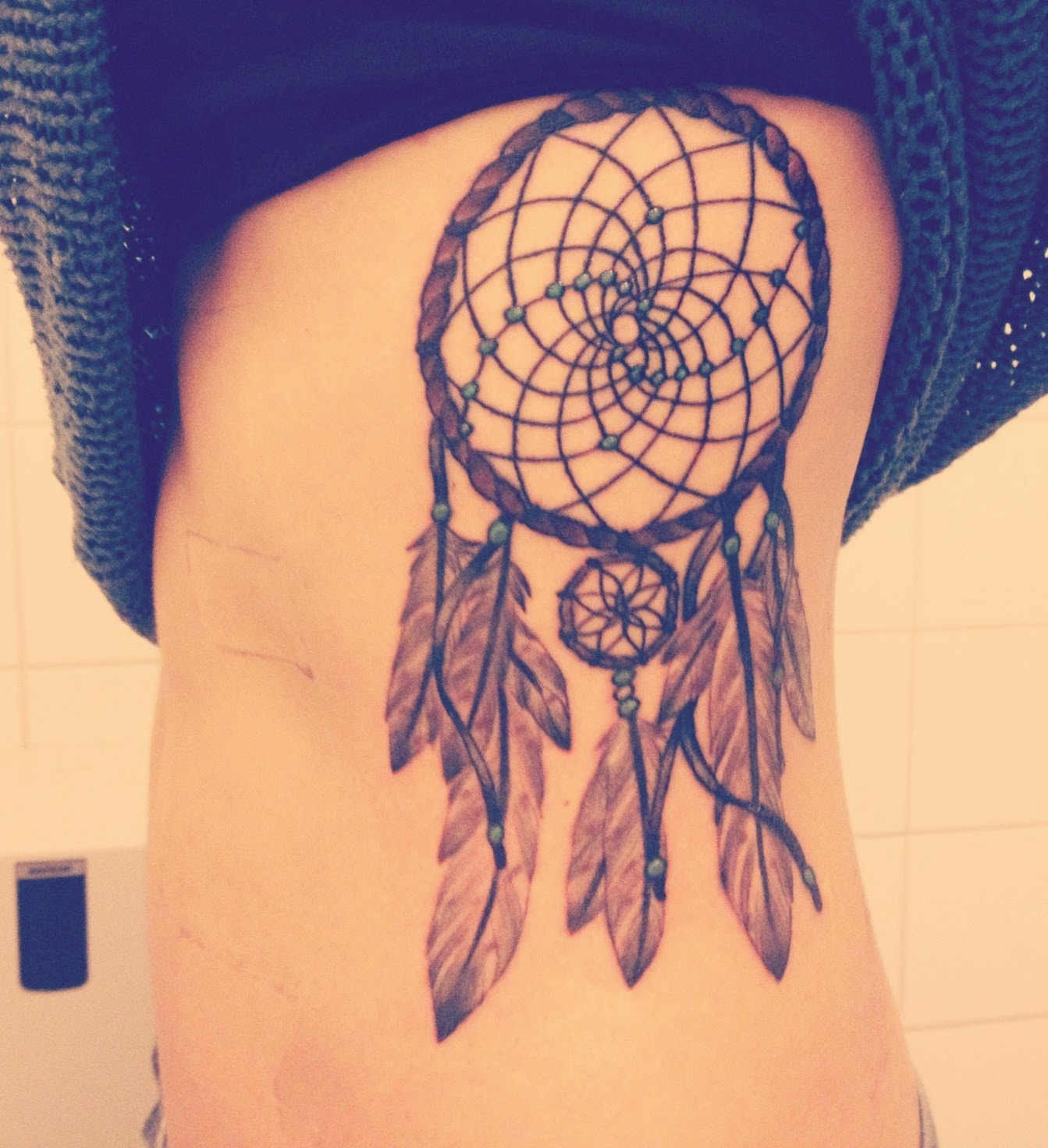 Dreamcatcher Tattoos 26jpg