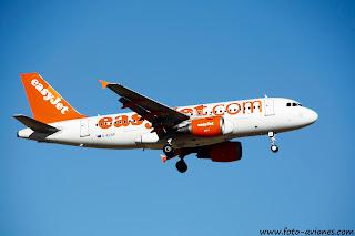 Airbus A319 / G-EZGP