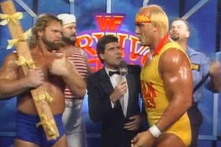 WWF (WWE) SURVIVOR SERIES 1990 -  The Hulkamaniacs
