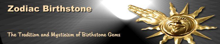 Zodiac Birthstone