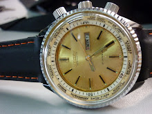 CITIZEN WORLD TIME...SOLD