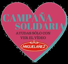 campaña solidaría