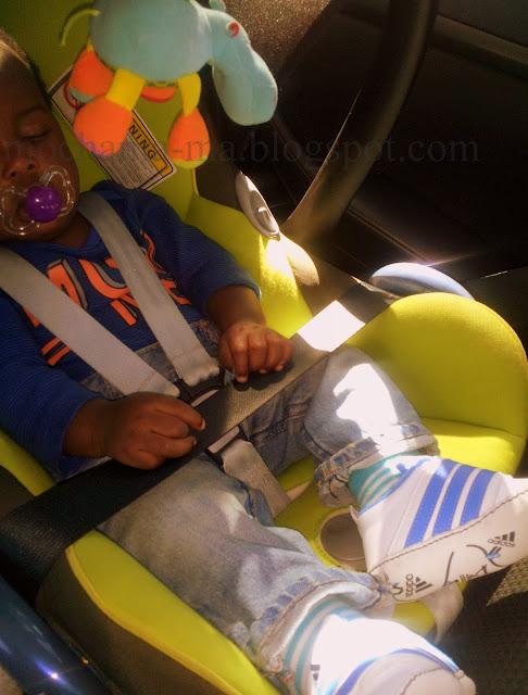 Road trip with baby, baby road trip, road trip baby
