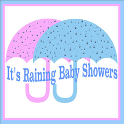 Our It's Raining Baby Showers Website