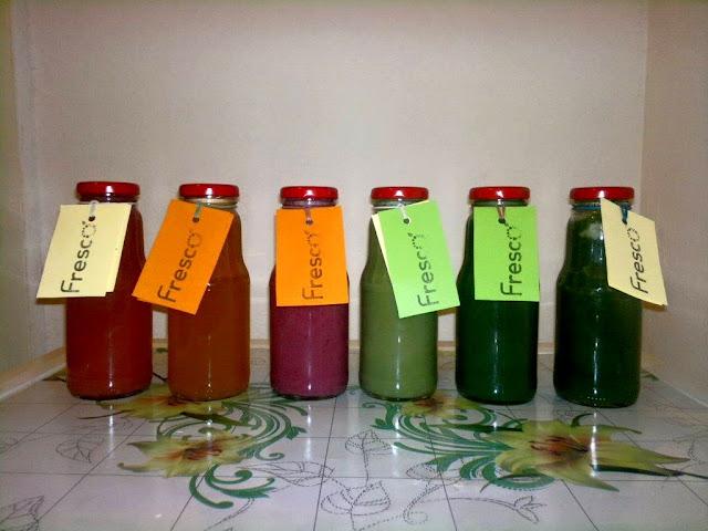 Jurnalul unui trăitor de foame. 7 zile doar cu sucuri de legume şi fructe. Detoxifiere sănătoasă a organismului. Timişoara. Fresco