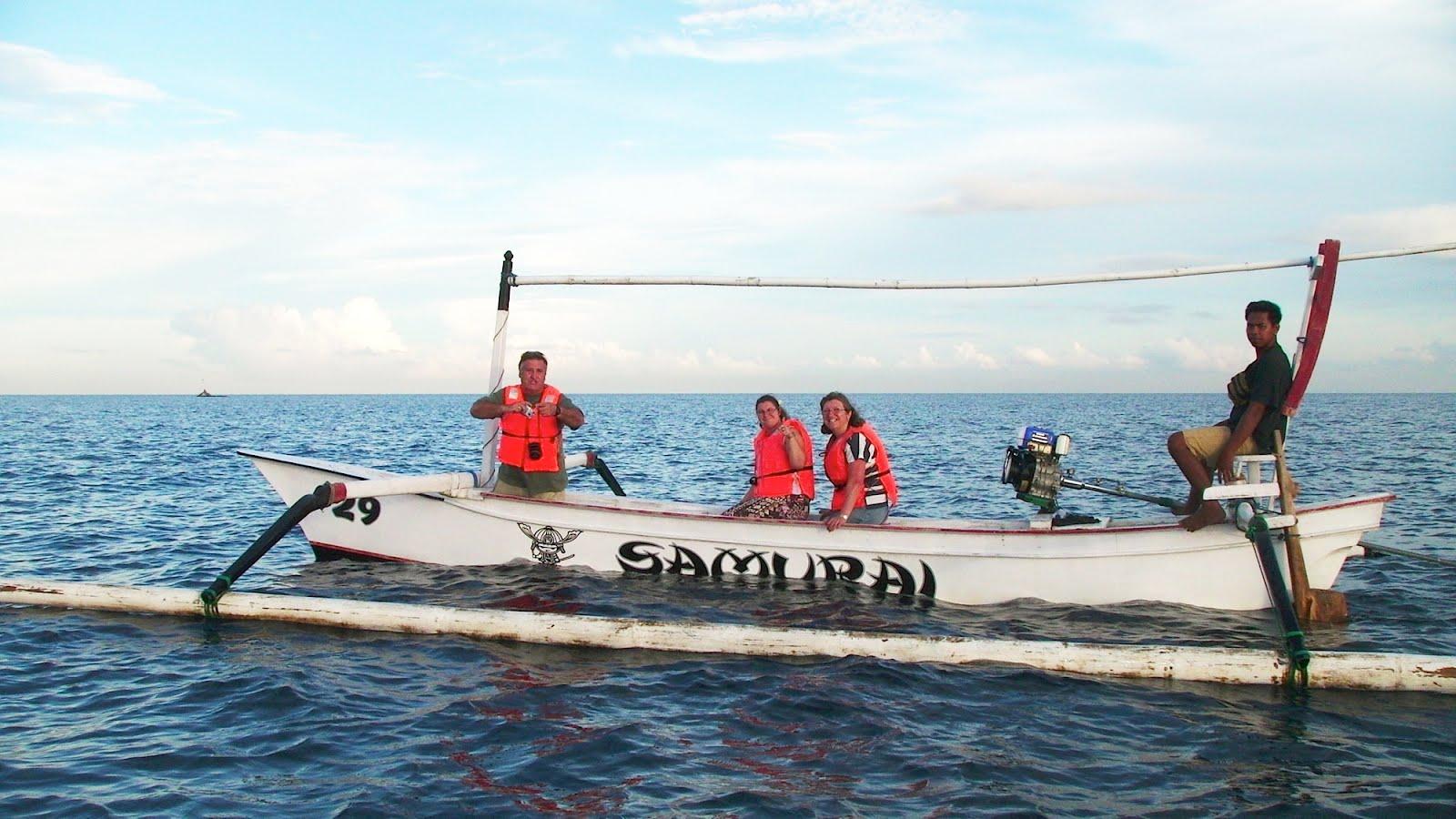 embarcación balinesa, Lovina, Isla de Bali,Indonesia, vuelta al mundo, round the world, La vuelta al mundo de Asun y Ricardo