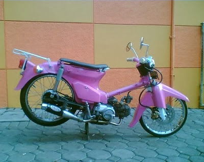 Modifikasi Motor Astrea Grand Terbaik 2014 title=