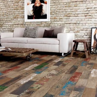 Terra antiqva pavimento porcelanico estilo decoracion - Azulejos imitacion madera ...