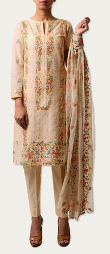 Bareeze Eid Collection 2014