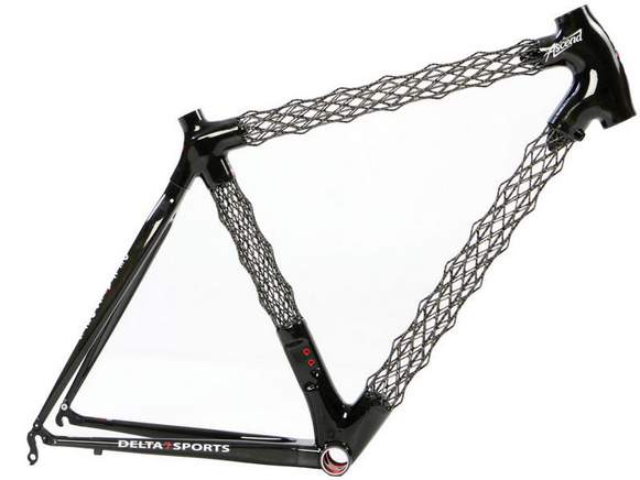 a workhorse of the industry chromoly is a light strong steel when it is butted and shaped to take off excess weight it can deliver a fairly light frame