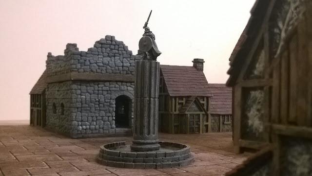 wargames statue