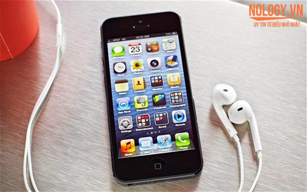 Đánh giá Iphone 5 lock giá rẻ tại Việt Nam