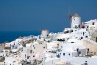 Vistas de Santorini - Islas Griegas