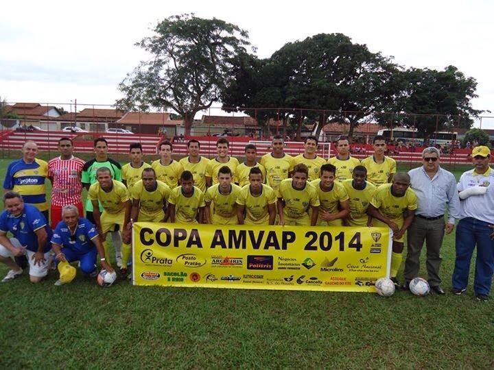 Pratense ganha mais uma na Copa AMVAP 2014