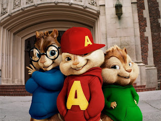 Mewarnai Kartun Alvin And The Chipmunks