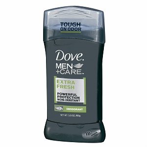 Dove Extra Care Review - Best Antiperspirant For Men 2016