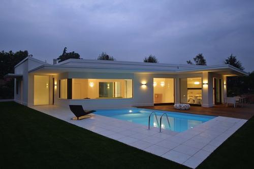Luces House: Casas simples, modernas e lindas.