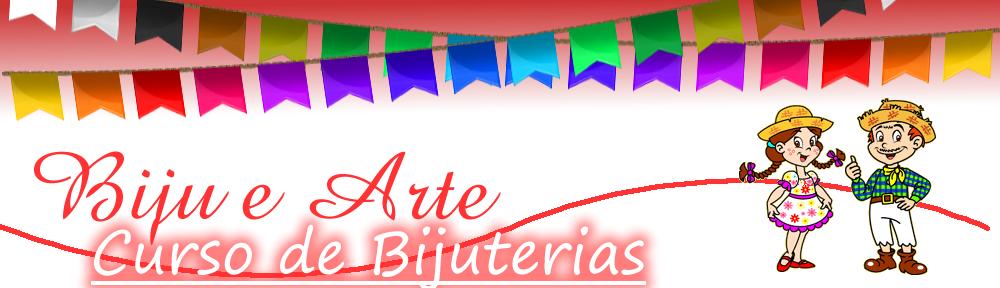 Como fazer Bijuterias : Curso de Bijuterias - Biju e Arte