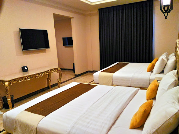 Family suites Room