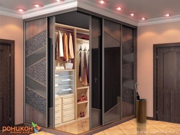 Прихожая гардеробная дизайн