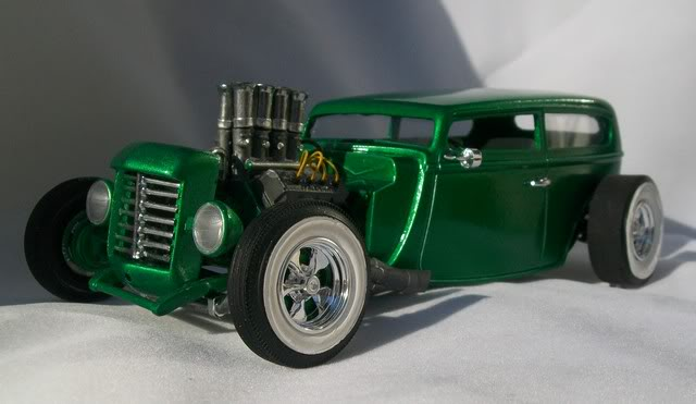 1934 Ford Sedan Hot Rod 1