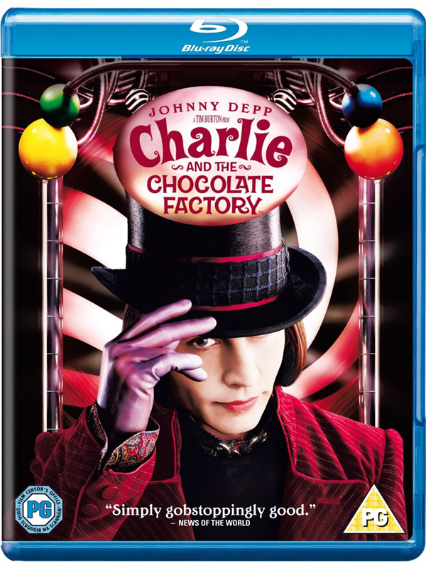 warner bros charlie and the chocolate factory