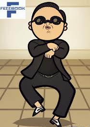 Kode Gambar Gangnam Style Saat Chatting Di Facebook