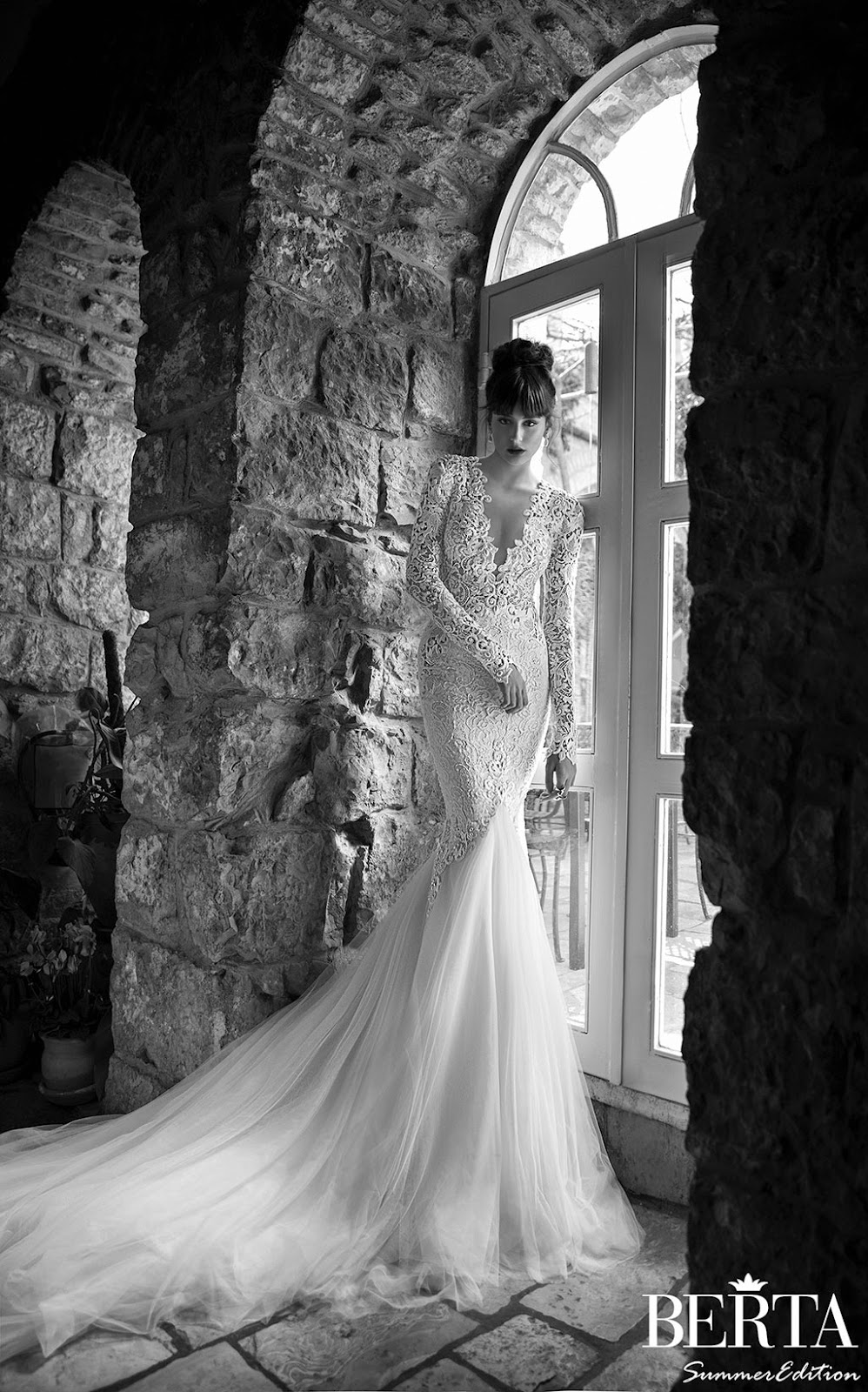 Wedding Dress - Berta Bridal Summer 2014 Collection
